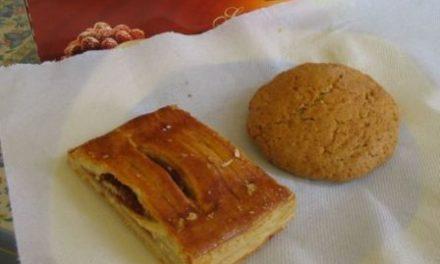 Petits gâteaux secs de Martinique