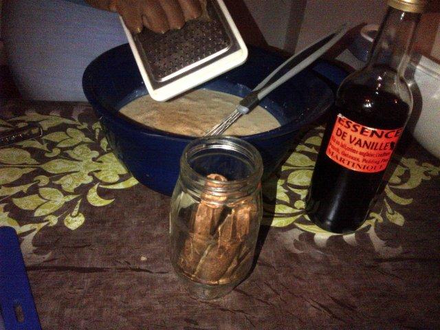 Aromatisé le flan au coco