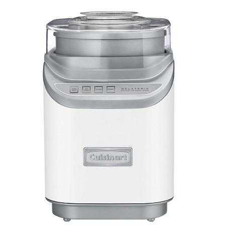 Sorbetière électrique américaine: Cuisinart ICE-60W