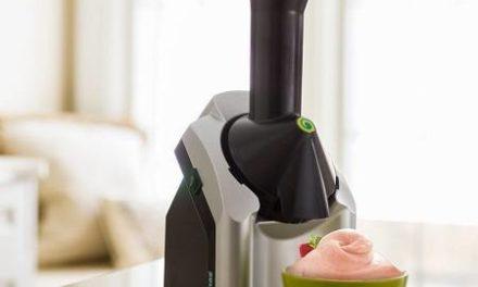 Yonanas la machine pour réaliser des desserts glacés healthy