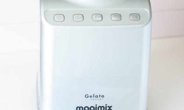 Turbine à Glace Gelato Expert Magimix