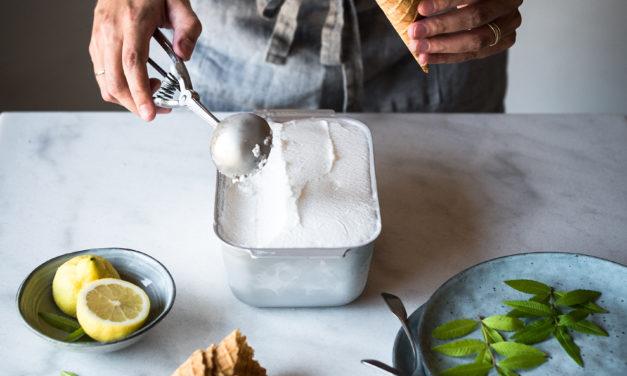 Sorbet verveine-citron