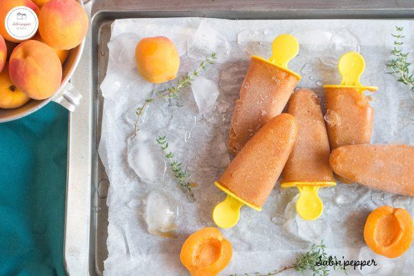 Ces esquimaux abricot thym : une recette facile qui plaira à vos enfants