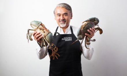 Le Ministry of Crab de Colombo s'installe au Shangri-La